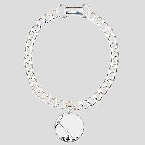 Parasailing-AAI1 Charm Bracelet, One Charm