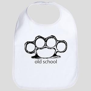 Old School Knucks Bib