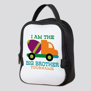 Cement Mixer Big Brother Neoprene Lunch Bag