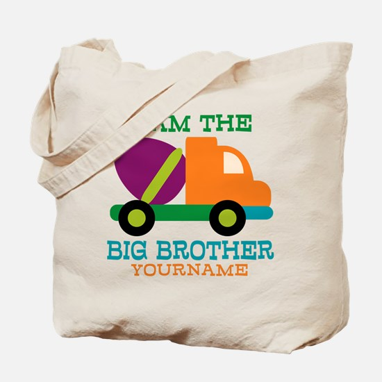 Cement Mixer Big Brother Tote Bag