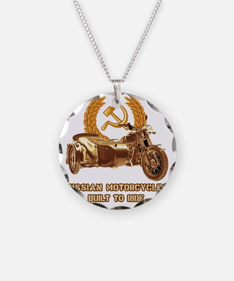 Russian motorcycles built to Necklace