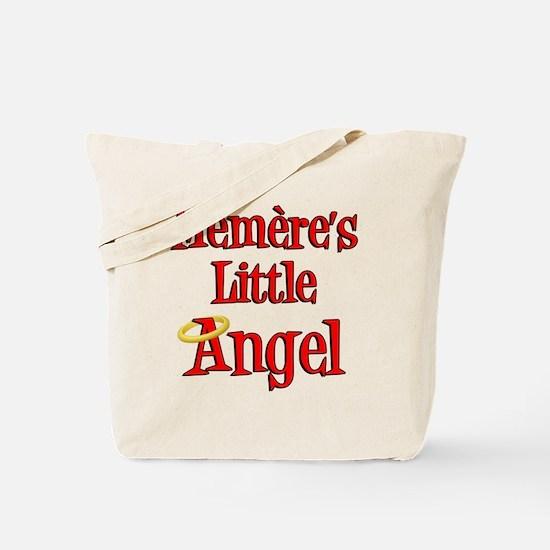 Memeres Little Angel Tote Bag