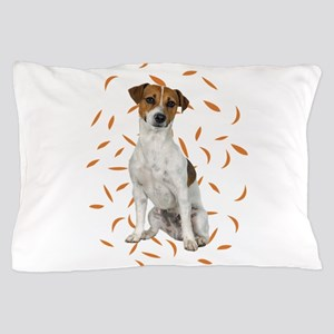 Jack Russell Terrier Pillow Case