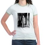 Lee portrait Jr. Ringer T-Shirt