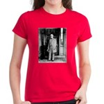 Lee portrait Women's Dark T-Shirt