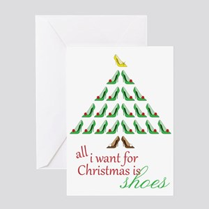 All I Want Greeting Card