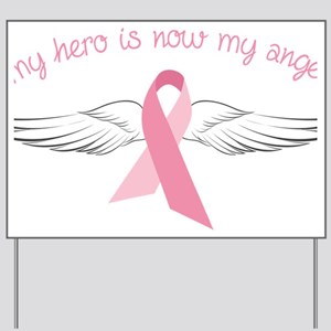 My Angel Yard Sign