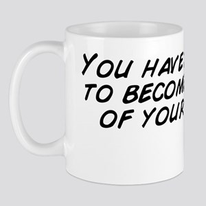You have the power to become the hero o Mug
