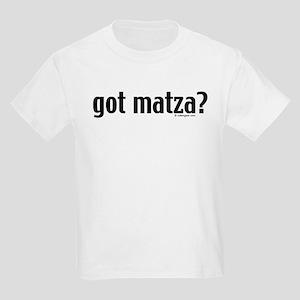 Got Matza? Passover Kids Light T-Shirt