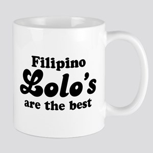 Filipino Lolo's are the Best Mug