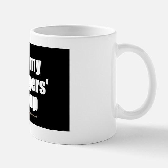 I Love My Swingers Group wallpeel Mug
