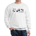 Bang My Bongos Sweatshirt