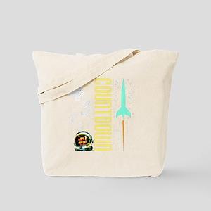 Countdown scifi vintage Tote Bag
