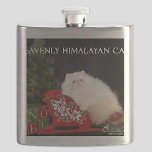Himalayan Wall Calendar Flask