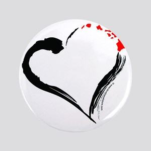 "I Love Hawaii 3.5"" Button"