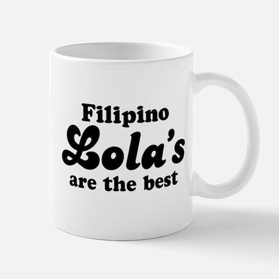 Filipino Lola's are the Best Mug