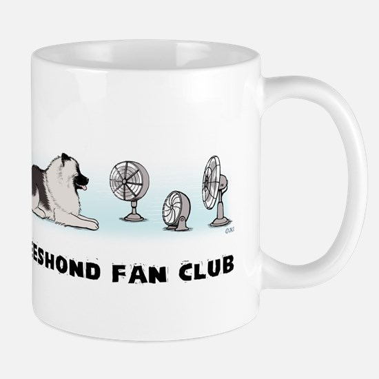 Keeshond Fan Club Mug