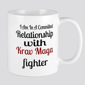 Relationship With Krav Maga Figh 11 oz Ceramic Mug