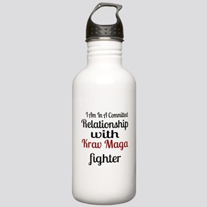 Relationship With Krav Stainless Water Bottle 1.0L
