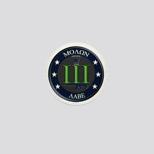 Molon Labe Mini Button