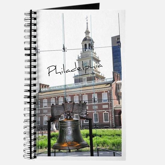 Philadephia_LibertyBell_IndependenceHall_C Journal