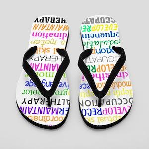 OT month 3 Flip Flops