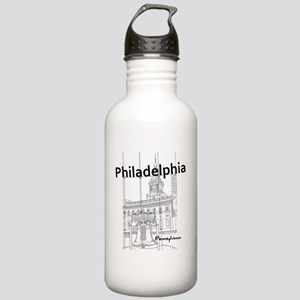 Philadephia_12x12_Libe Stainless Water Bottle 1.0L