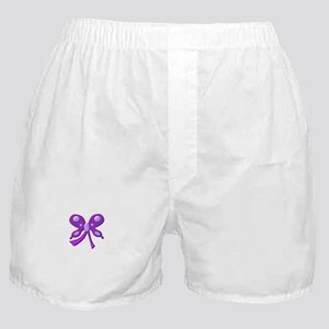 Cure Lupus Butterfly Ribbon Boxer Shorts