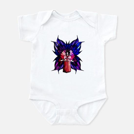 Samsuri Winged Warrior Infant Bodysuit