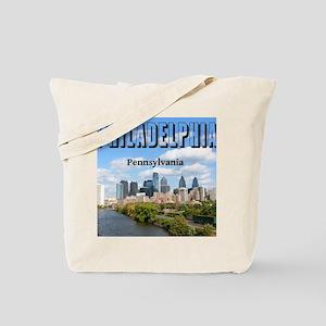Philadelphia_10X8_puzzle_mousepad_PhillyS Tote Bag