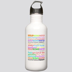 OT Descriptive terms Stainless Water Bottle 1.0L