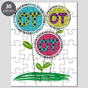 OT FLOWERS FINISHED 1 Puzzle