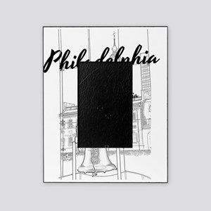 Philadephia_10x10_LibertyBell_Indepe Picture Frame