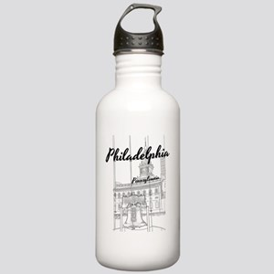 Philadephia_10x10_Libe Stainless Water Bottle 1.0L