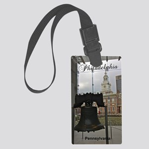 Philly_5.5x8.5_Journal_LibertyBe Large Luggage Tag