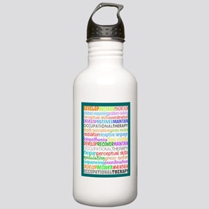 OT cards Stainless Water Bottle 1.0L
