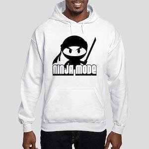 Ninja mode Hooded Sweatshirt