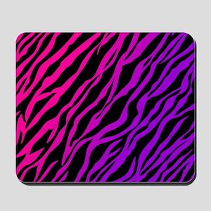 purplepinkzebra Mousepad