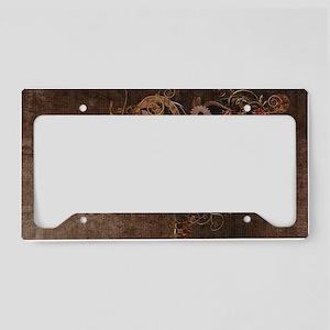sh_pillow_case License Plate Holder