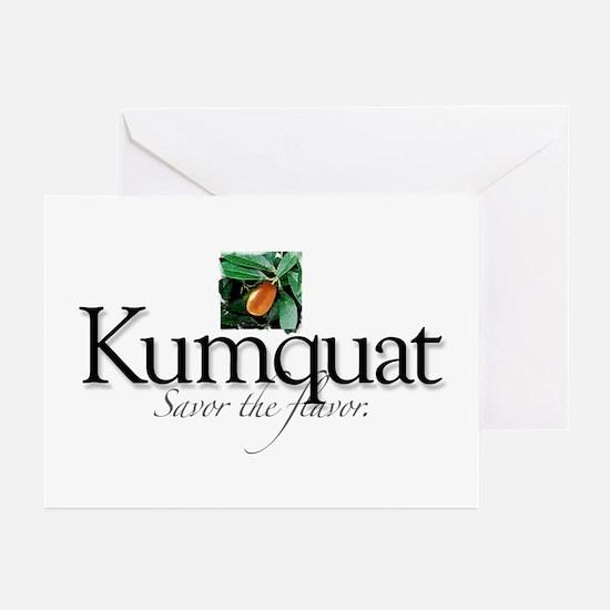 Kumquat Greeting Cards (Pk of 10)