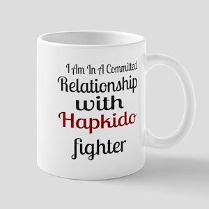 Relationship With Hapkido Fighte 11 oz Ceramic Mug