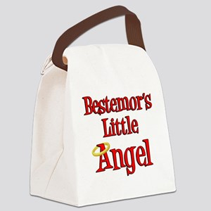 Bestemors Little Angel Canvas Lunch Bag