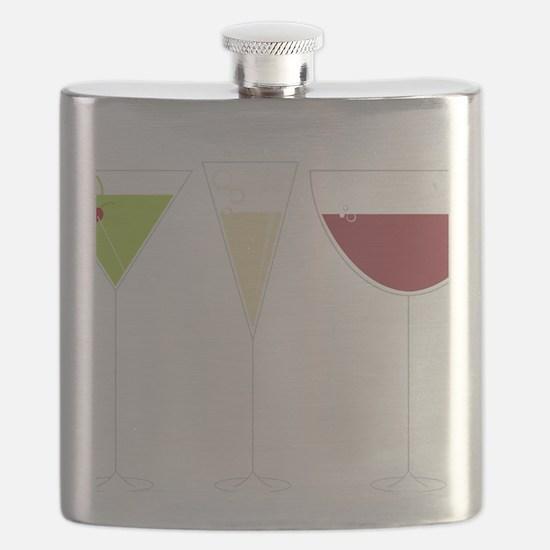 Drink Trio Flask