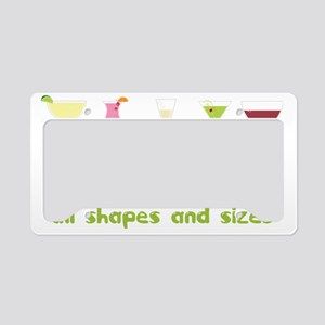 All Shapes License Plate Holder
