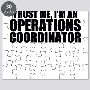 Trust Me, I'm An Operations Coordinator Puzzle