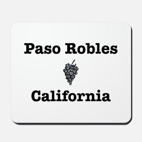 Paso Robles Shirts Mousepad