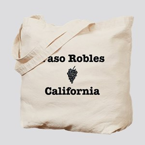 Paso Robles Shirts Tote Bag