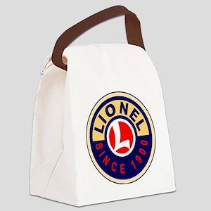 Lionel Canvas Lunch Bag