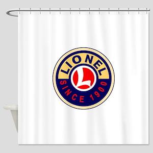Lionel Shower Curtain