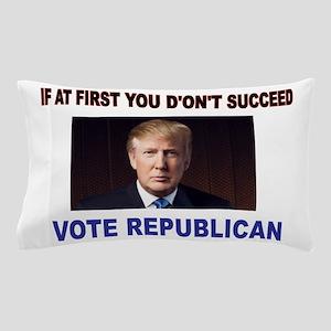 TRUMP WINS Pillow Case